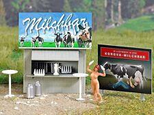 Busch 7721 Mini Welt Milchbar