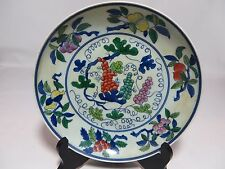 """Gorgeous 8"""" Chinese antique porcelain bowl with mark"""