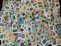 JAPAN STAMPS LOT, SOME WITH AMAZING CANCELS. ON PAPER COLLECTION