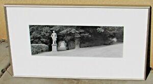 LYLE GOMES S/N Silver Gelatin Photo Apollo Rousham Park England