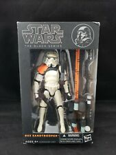 "Star Wars the Black Series Sandtrooper 6"" Action Figure #03 New Hasbro Rare HTF"