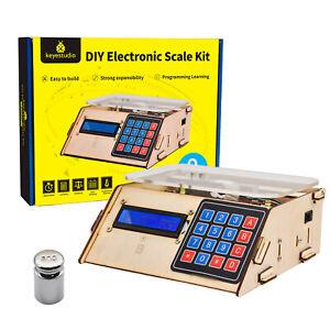 KEYESTUDIO Programming Electronic Scale Kit HX711 Digital Load Cell for Arduino