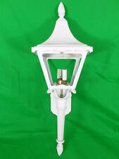 Norwell Lighting WB91 White Outdoor 2-Light Wall Fixture