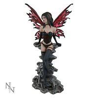 Small Scarlet Fairy 29.5cm Nemesis Now Fantasy Gothic