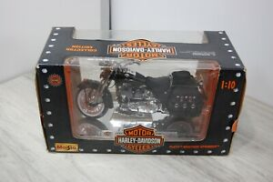 Maisto Harley-Davidson Motor Cycles FLSTS Heritage Spinner 1:10 Pre-Owned