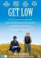 GET LOW Movie POSTER 27x40 C Robert Duvall Sissy Spacek Bill Murray Lucas Black
