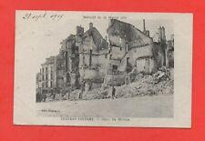 CHATEAU THIERRY - Bataille de la Marne 1918 - Place du Marché  (J4660)
