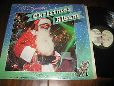Phil Spector Record lp Christmas Album Rock Apple Orig Shrink Spector's NM