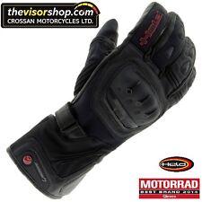 "Tenue ""twin"" 2 en 1 goretex moto hiver touring gants taille 11 xxl-noir"