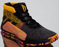 adidas Dame 5 Asia Tour Mens Black Basketball Sneakers Lillard Shoes EF9367