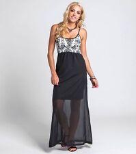 "Metal Mulisha ""divine"" Ladies Maxi Dress Size S"