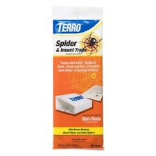 TERRO T3206 Spider & Insect Trap - 4 traps (not available for sale in NM)