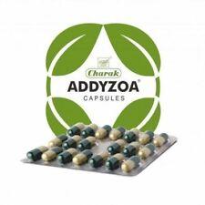 BUY 3 GET 1 FREE Charak Addyzoa Herbal Capsules 20Cap Improves sexual desire