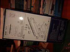 En parfait état, dans sa boîte 1/700 Type 033 sous-marin de classe