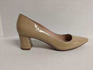 Kate Spade New York Milan Pump, Powder Patent Leather, Women's 6 M