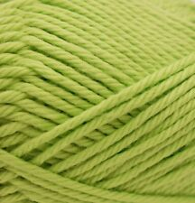 Sirdar Happy Cotton Double Knitting Yarn Shade 779 Fizz for Amigurumi 2 X 20g