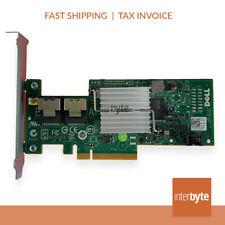 DELL H200 SAS6 2P PCI-E INTERNAL RAID CONTROLLER 47MCV U039M 342-0663