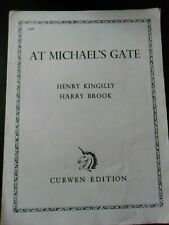 At Michael's Gate by Harry Brook and Henry Kingsley