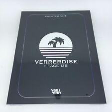 K-POP VERIVERY 3rd Mini Album Verrerdise : FACE ME CD Package [No PhotoCard]