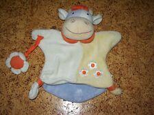 Handpuppe für Baby in Form einer Kuh