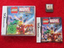 Lego Marvel Super Heroes Universum in Gefahr, Nintendo DS Spiel deutsche Version