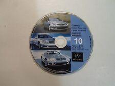 2009 Mercedes Benz COMAND Digital Road Map CD#10 CANADA BQ6460248 09 FACTORY OEM