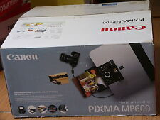 NEW Canon PIXMA MP600 All-in-One Photo Printer with Easy Scroll Wheel (1451B002)