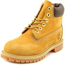 Scarpe Stivali Timberland gialle per bambini dai 2 ai 16 anni