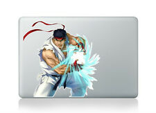 Street Fighter Ryu Hadouken Sticker Vinyl Decal Skin Macbook Air/Pro/Retina 13""