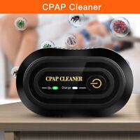 Mini CPAP Cleaner Ozone Sterilizer For Mask Anti Snoring Sleep Apnea Rechargeble