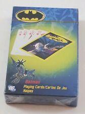 Batman Playing Cards DC WB Vandor #00119