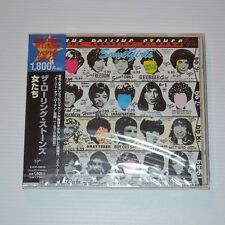ROLLING STONES - Some girls - 1998 PRESS CD JAPAN LTD. EDITION NEW & SEALED