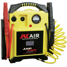 Jump-N-Carry 12V Battery Starter Booster w/ Onboard Air Compressor 1700 Peak Amp