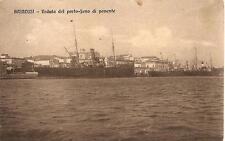 BRINDISI  -  Veduta del porto-Seno di ponente