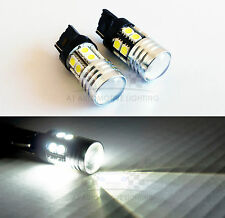 7440 992A W21W White Cree Q5 LED Bulbs 12 SMD 5050 7W Backup Reverse Light