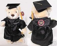 Herrington Teddy Bear Club 2004 Class GRADUATION Plush CAP & GOWN New+Tags GRAD