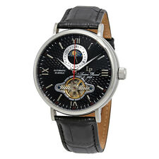Lucien Piccard Babylon Open Heart Automatic Mens Watch LP-15040-01