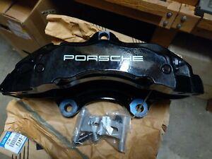 Genuine Porsche Brembo front left brake caliper Cayenne Touareg - 95535142130