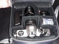 Praktica MTL5B Camera Set With Carry Case & Accessory's