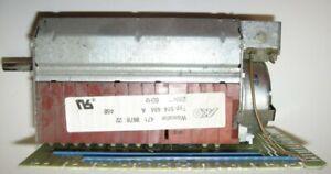 WASCOMAT GEN 5 WASHER TIMER 897822 W75-185 220/60,  471897822 Warranty 6 Month