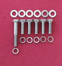 SB V8 FORD 289-302 timing cover stainless steel hex head bolt kit