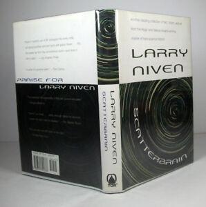 SCATTERBRAIN; Larry Niven; 1st Edition 2003; Hardback in dustwrapper