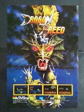 Dragon Breed - Activision - 1990s Magazine Advert #B5748