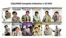 COLUMBO Complete Collection Series 1-12 DVD Season 1 2 3 4 5 6 7 8 9 10 11 12 UK