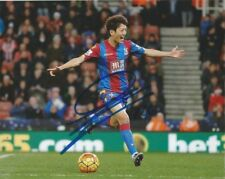 Crystal Palace Chung-yong Lee Autographed Signed 8x10 Photo Coa B