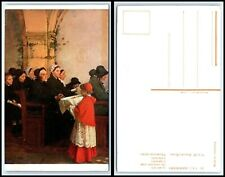 "Vintage ART Postcard - ""The Consecrated Bread"" by Dagnan-Bouveret AB"