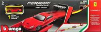 Car Race Track Bburago Ferrari Play Playset 1:64 Scale Ages 3+ New Toy Truck Fun