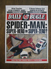 """Spiderman - 11"""" x 15'' Daily Bugle Front Page Poster Print ( T2)  - B2G1F"""
