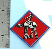 star wars Imperial Walker Empire Strikes Back PATCH BARE BACK RIDDER