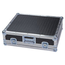 "Diamond Plate Light Duty 1/4"" ATA Case for SOUNDCRAFT M SERIES M4 12-CHANNEL"